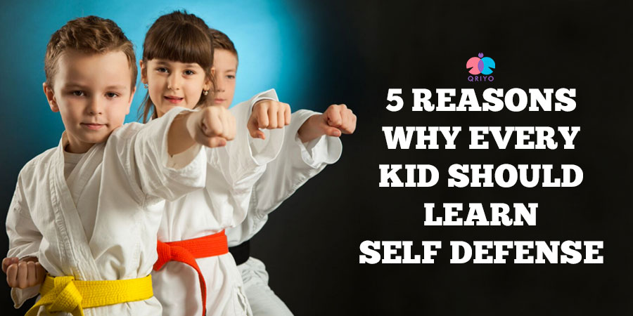 learn self-defense