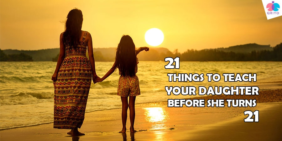 things to teach your daughter