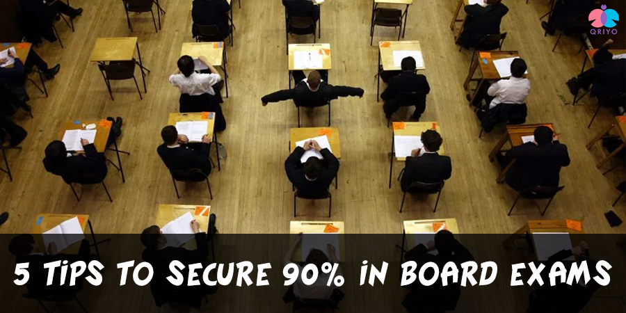 tips to score 90 percent in board