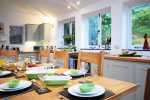 Snowdonia holiday cottage - kitchen