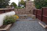 Cottage holiday North Pembrokeshire - garden