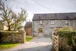 Barn conversion for holidays on the Gower