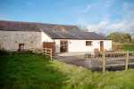 Holiday on the Gower nearby Rhossili beach - garden