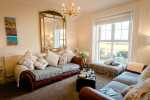 Oystermouth Castle holiday home - lounge
