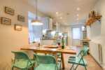 Luxury coastal cottage North Wales  kitchen