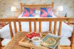 Abersoch holiday cottage - bedroom