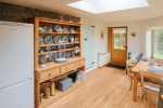 Nr Myddfai cottage holiday - kitchen
