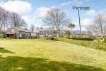 Communal cottage gardens