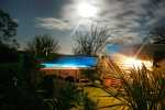 Luxury accommodation Pembrokeshire - Hot tub