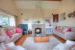 Hot tub holiday cottage north wales  - lounge
