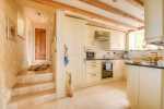 Coastal cottage with hot tub wales  - kitchen