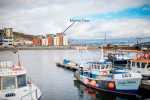 Swansea marina penthouse apartment for city breaks