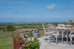 Pet friendly Aberdaron holiday cottage - sea views
