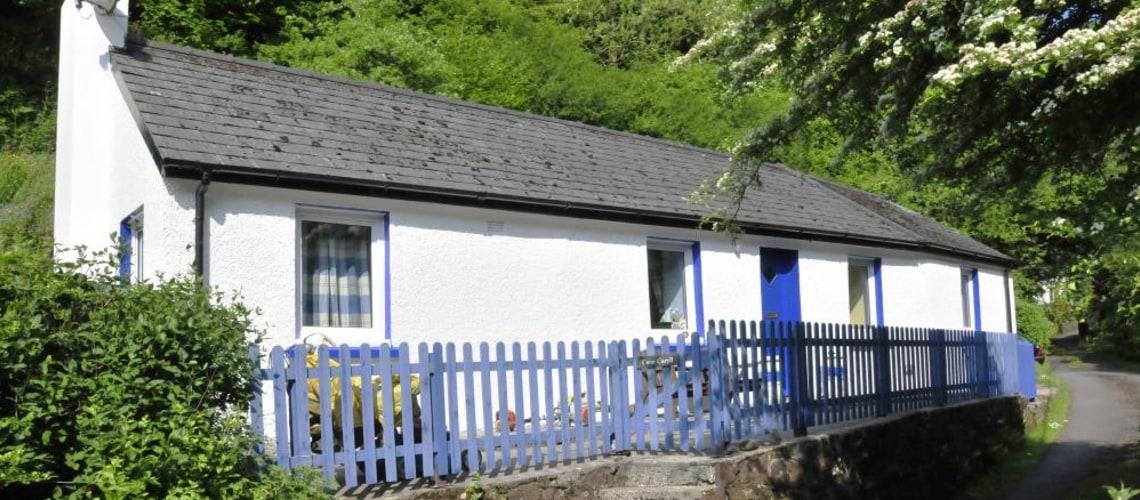 Cwm Curyll Cottage