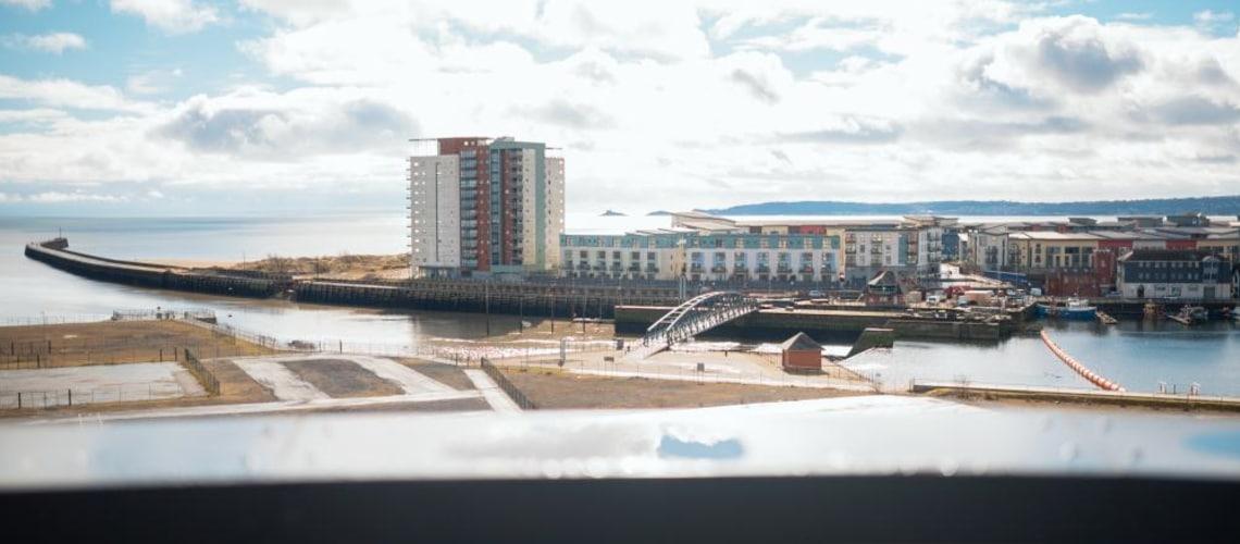 Marina Lock View Apartment