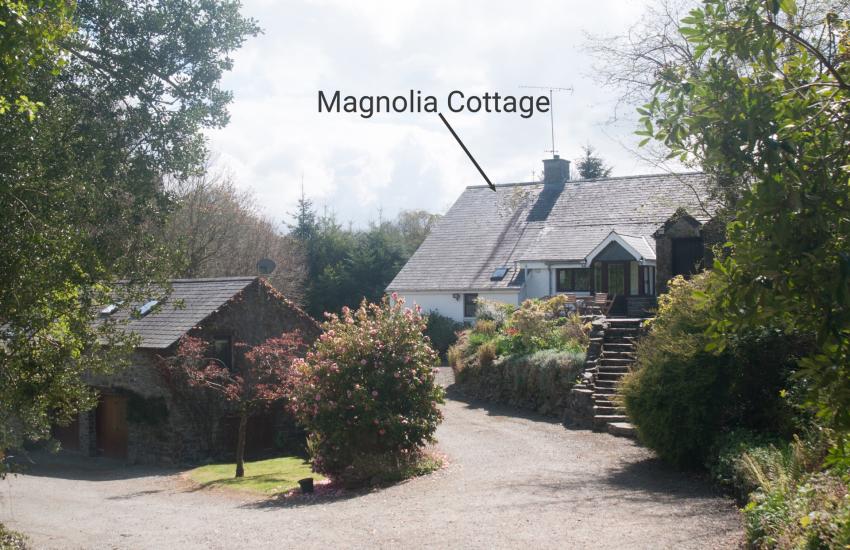 Pet friendly holiday cottage Aberaeron - exterior