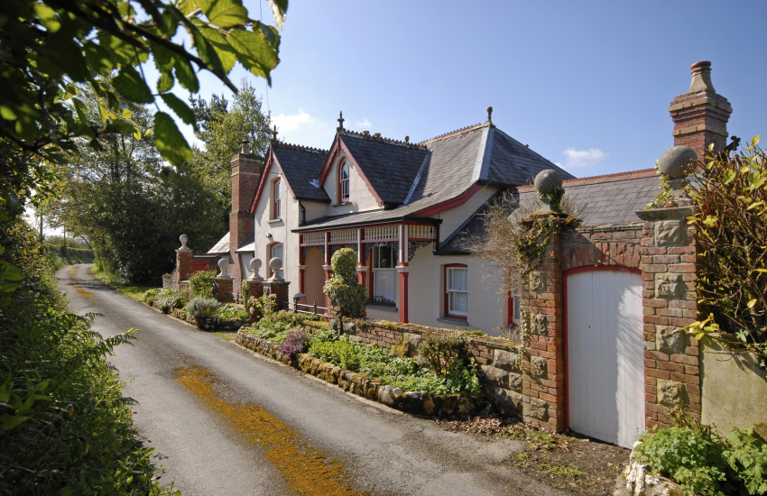 Holiday cottage Cardigan - exterior