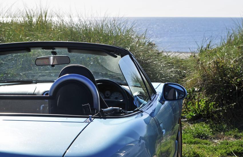 Llyn Peninsula's scenic coastal roads
