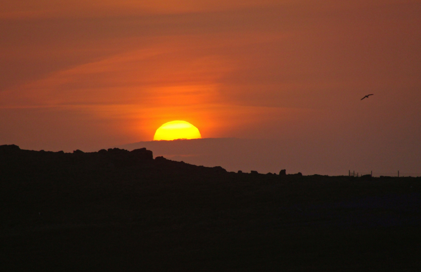 Pembrokeshire sunsets
