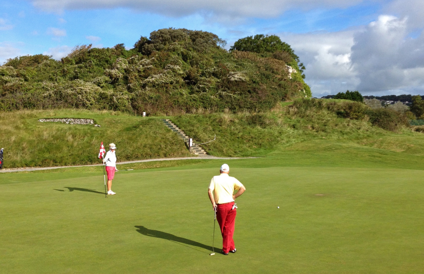 Pembrokeshire golf courses