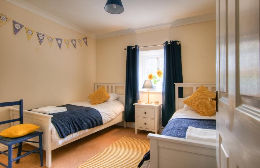 Dolgellau holiday cottage  - bedroom