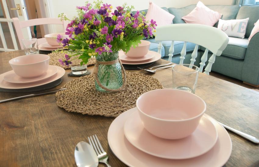 Dolgellau holiday cottage  - dining