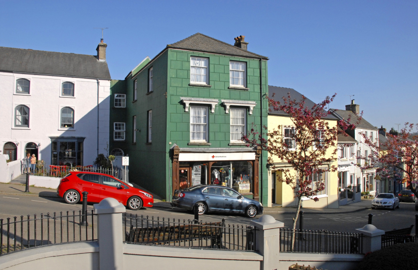Narberth - a bustling market town