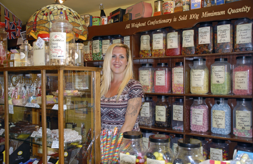 'Chobbles Old Fashioned Sweet Shop'