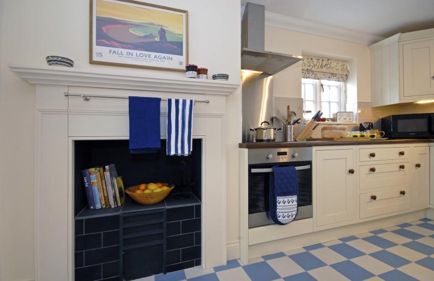 Cosy kitchen/diner