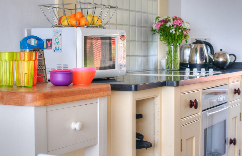 Welsh coastal cottage - kitchen mood