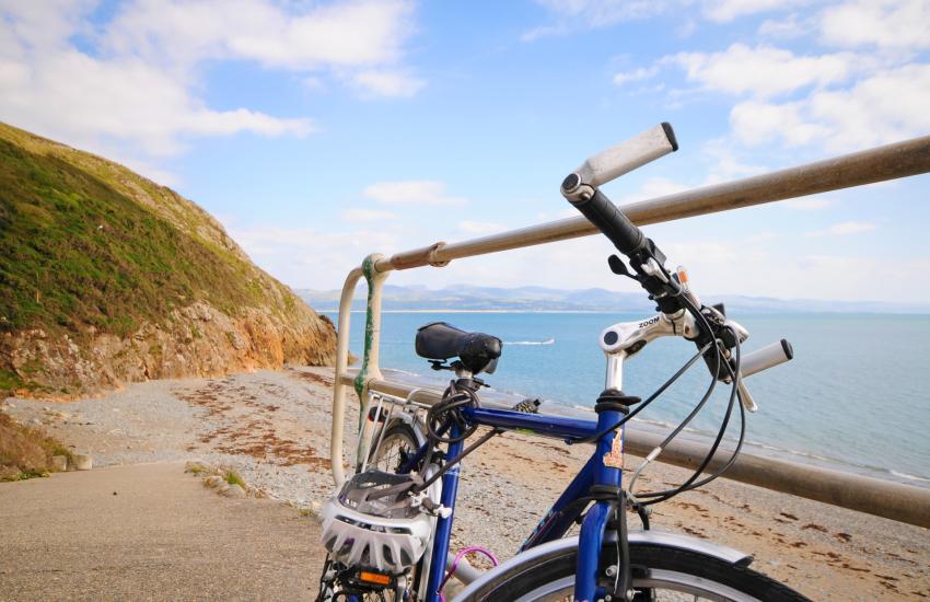Cycling on the Llyn Peninsula
