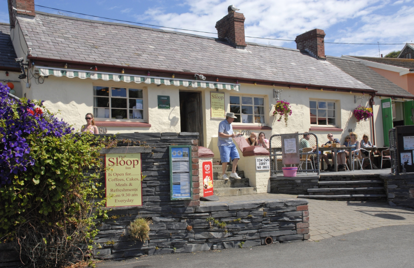 'The Sloop Inn' Porthgain