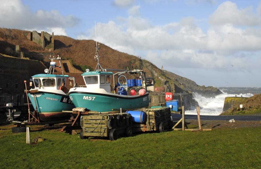 North Pembrokeshire Coastline