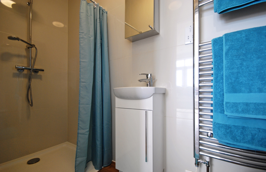 Ground floor single en suite shower