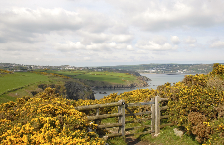 Pembrokeshire Coastal Path - 168 miles