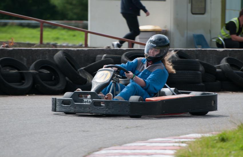 Glasfryn Go Karting