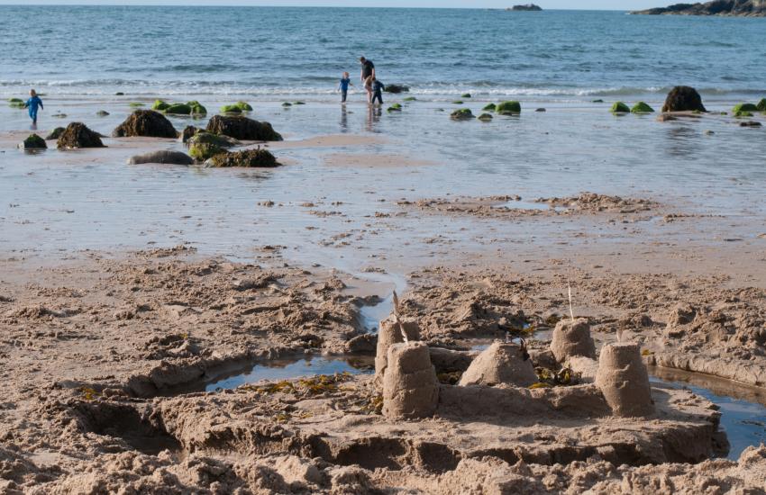 Porthoer Beach (Whistling Sands)