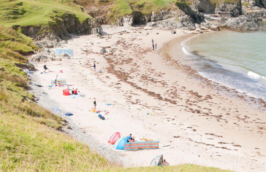 Porth Towyn Llyn Peninsula