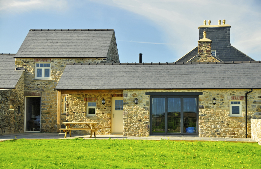 St Davids Peninsula holiday cottage sleeps 6