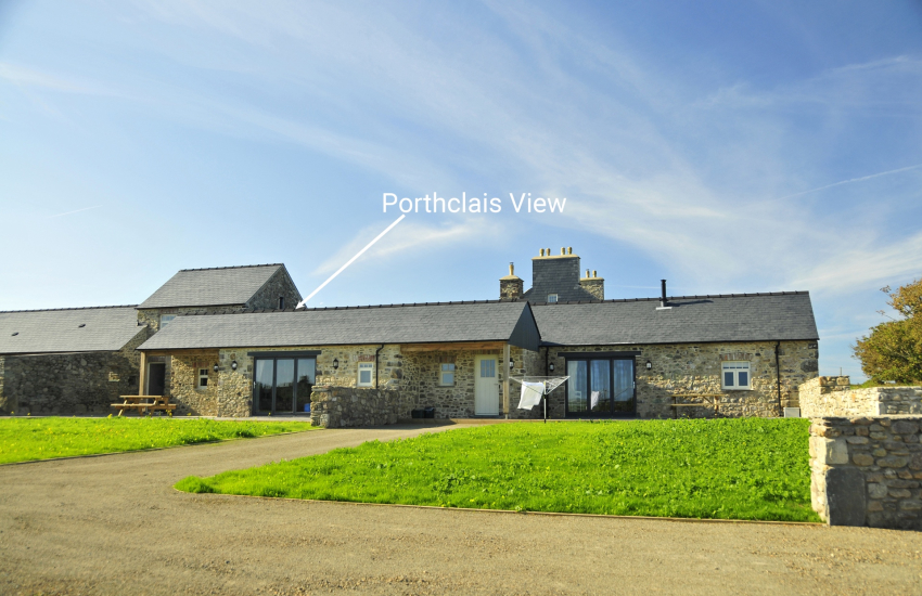 St Davids Peninsula holiday cottage location  sleeps 6
