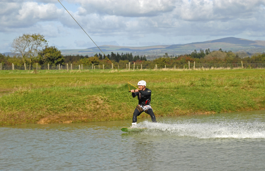 Pembrokeshire Wake Park offers fun for everyone