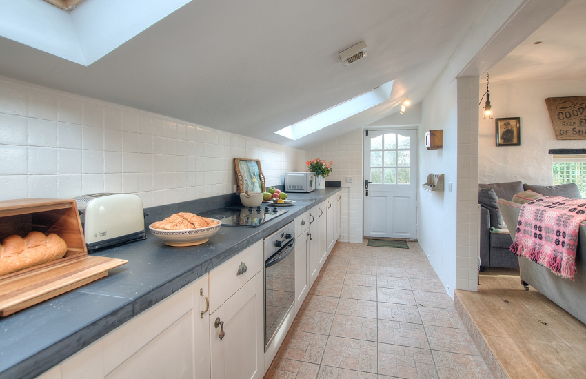 Stackpole holiday cottage - kit