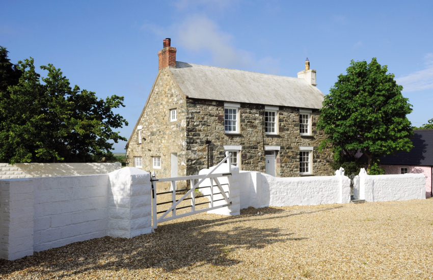 Pembrokeshire holiday cottage