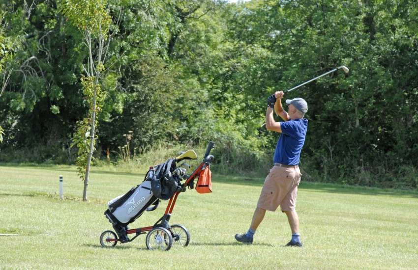 Pembrokeshire championship golf courses to choose from