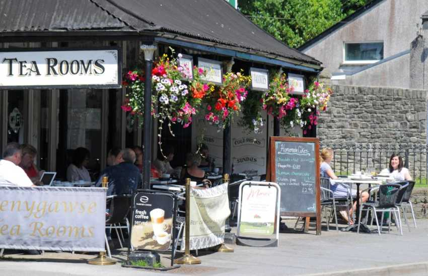 Llandovery has an interesting selection of shops and pubs as well as a craft market and Tourist Information Centre
