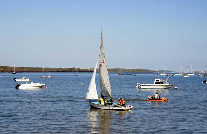 Watersports galore at Pembrokeshire premier sailing centre - Dale