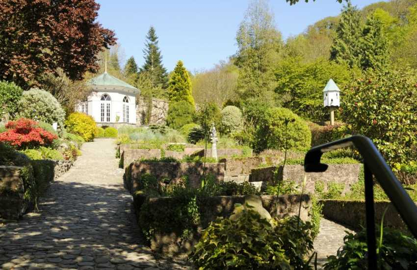 Nearby Colby Woodland Garden (NT) - delightful woodland walks, walled garden, an excellent cafe and family activities throughout the year