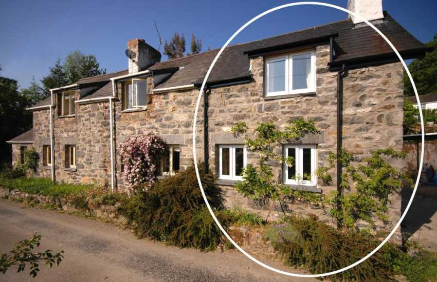 Holiday cottage near Betws Y Coed in the Snowdonia National Park