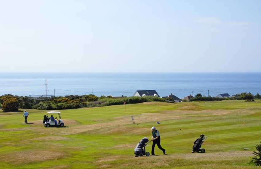 Cardigan Golf Club nearby is an 18 hole championship course with panoramic views over the Teifi Estuary to Cemaes Head