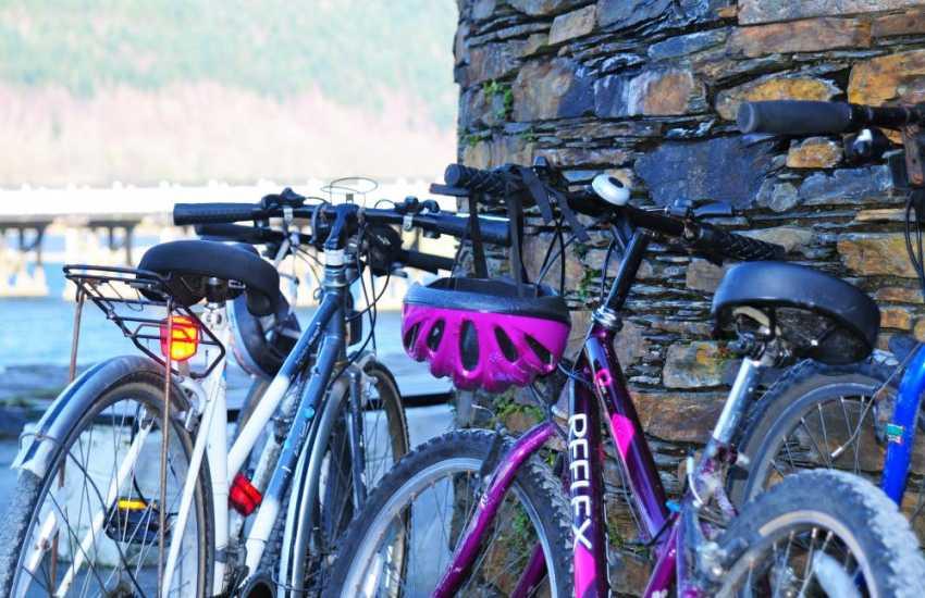 Aberystwyth to Tregaron Cycle Route